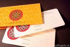 Unique Wedding Card Ideas| Myshaadi.in#India#Wedding Card#Marriage Invitation