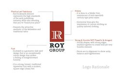 logo rationale samples - Google Search