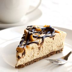 Cheesecake de chocolate y Baileys