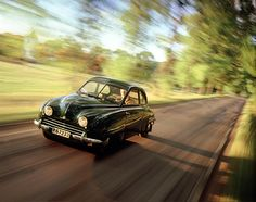 Saab 92 - a classic and innovative design
