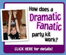 A Library Mystery Downloadable Classroom Game & Party Kit for Kids | Dramatic Fanatic