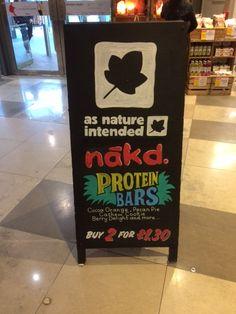 #nakd #proteinbars