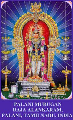 RAJA ALANAKARAM, PALANI MURUGAN, பழனி முருகன், ராஜ அலங்காரம் | ANJU APPU