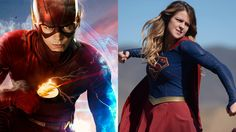 Here's Who the Flash and Supergirl Will Be Battling in Their TV ...