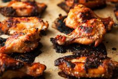 korean barbecue chicken wings recipe | use real butter