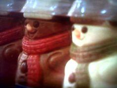 Snowman Featured On Rachel Allen's Christmas