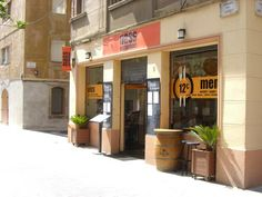 Nass Restaurant in Barcelona