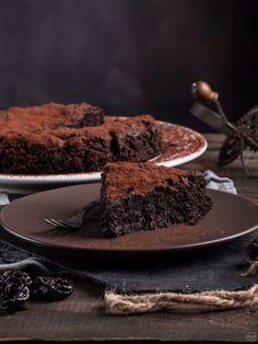Healthy Sweets, Dessert Recipes, Desserts, Greek Recipes, Panna Cotta, Waffles, Brunch, Birthday Cake, Yummy Food