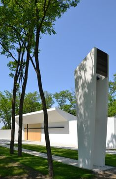 Gallery - Funeral Home in Dabas / L.Art Architectural Office - 15