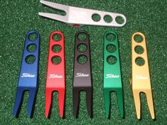 Half way thru the year and 116 of these sold YTD. All colors and qntys avail - #golf Titleist Scotty Cameron Divot Repair Pivot Tool GOLF