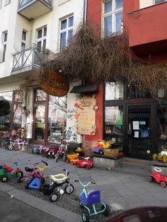 Berlijn, ook met kids