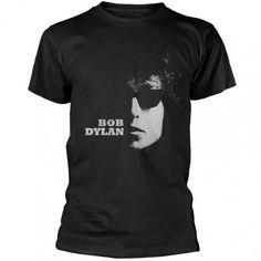 Tricou Bob Dylan: Face Metalhead, Bob Dylan, Face, Mens Tops, T Shirt, Supreme T Shirt, Tee Shirt, The Face, Faces