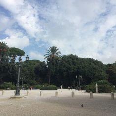 sisters in travel-10 potnso turisticos de roma-villa borghese-praça