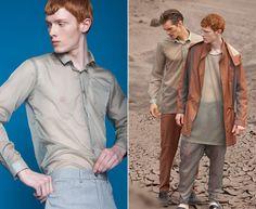 #lookbook #marcstone #capaignshoot #SS2014 Summer Collection, Spring Summer, Stone, Coat, Jackets, Image, Fashion, Down Jackets, Moda
