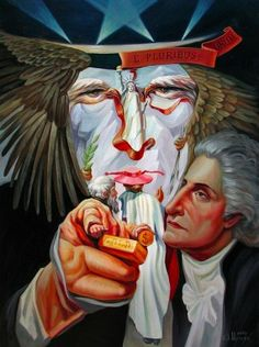 20 Incredible Optical Illusions Oil Paintings By Oleg Shuplyak