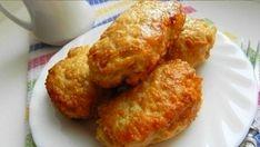 Křupavé kuřecí řízečky v netradičním obalu připravené už za 30 minut! – mojekrasa.net Cauliflower, Cooking Recipes, Meat, Chicken, Vegetables, Food, Cauliflowers, Chef Recipes, Essen