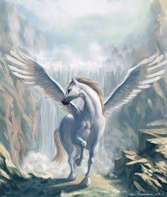 Pegasus mystical-things-i-love