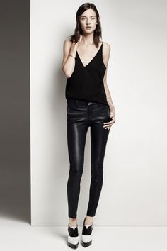 Today is the LAST day of our hot Summer Sale. Shop J BRAND's Bartlett Leather Pant in Duke.