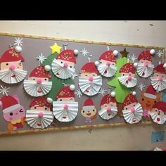 Christmas Crafts For Kids To Make, Preschool Christmas, Noel Christmas, Christmas Activities, Christmas Projects, Preschool Crafts, Holiday Crafts, Christmas Ornaments, Theme Noel