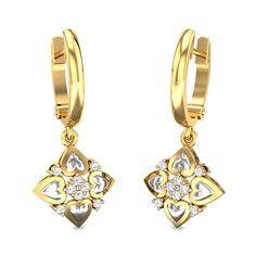 Little Hearts Diamond Earrings