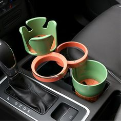 Auto Replacement Parts: Hot Offer Car-styling Car Organizer Auto Sunglasses Drink Cup Holder Car Phone Holder for Coins Keys Phone Stand Interior Accessories
