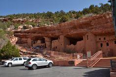Manitou Cliff Dwellings ~ Colorado Springs Colorado