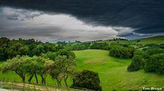 'Cloudy Day 2' -  Morgan Hills, CA.