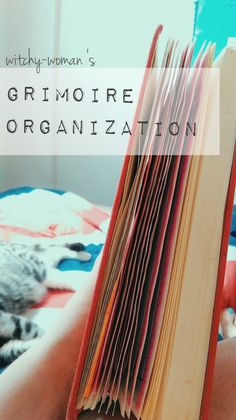 diy grimoire