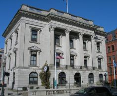 woolworths  state street new london ct | new london city hall 1856 march 25th 2009 posted in neoclassical new ...