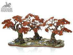 CITADEL WOOD - MINIATURE PAINTERS