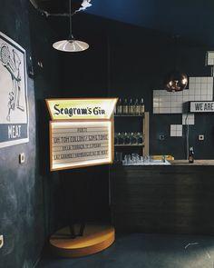 La coctelería de #Seagrams en #thehovse  3a planta! by betterpopups
