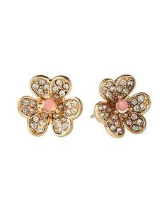 Tinley Road Flower Stud Earring | Piperlime