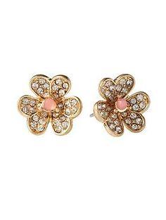 Tinley Road Flower Stud Earring | Piperlime