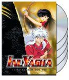 Anime DVD Review: Inuyasha Third Season Box Set