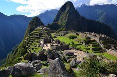 Machu Picchu – ľudský zázrak