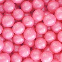 Shimmer Gumballs - Hot Pink 5LB