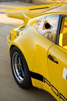 desertmotors:  1973 Porsche 911 RSR IROC Race Car