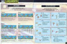 Street Fighter 2 - The World Warrior - SNES Revista Game Power 01, Pagina 10 - 11.jpg (3149×2081)