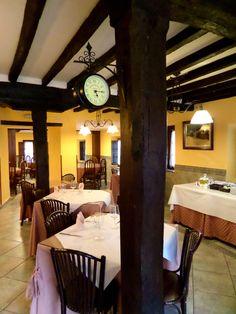Comedor del Hotel Puerto Calderón
