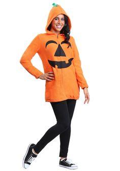 Playful Pumpkin Women's Costume - FOREVER HALLOWEEN