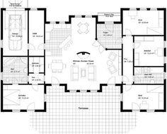 Grundriss bungalow u-form mit garage  Google-Ergebnis für http://www.fertighaus-fertighaus.de/!-Today ...