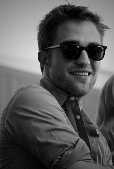 To fuel my Rob Ray Ban obsession.