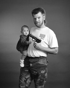 Gun Nation Revisited: Zed Nelson's Photographs of American Gun Culture   extremely sick and disturbing.