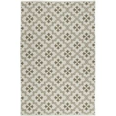 Breeze Collection Area Rug, Multiple Colors & Sizes, Brown
