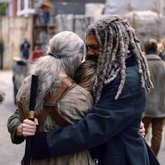 The showrunner and an executive producer of 'The Walking Dead' explain the process behind choosing those specific characters to kill off. Ryan Hurst, Walking Dead Season 9, The Walking Dead Tv, Melissa Mcbride, Jeffrey Dean Morgan, Norman Reedus, King Ezekiel, Karl Urban, Ryan Guzman