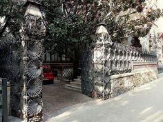 Gate. Photo: Marlis 1, Flickr.