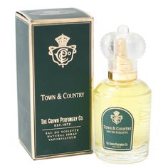 Crown Town & Country Cologne by The Crown Perfumery Co For Men