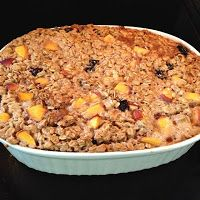 team dischinger: my baked oatmeal obsession.