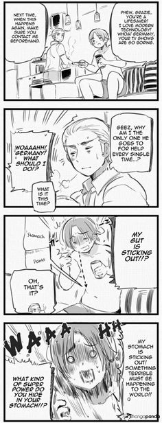 Hetalia - World Stars 7 - Page 3