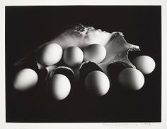 Shedrich Williames (American, born 1934), Shell with Eggs], 1973